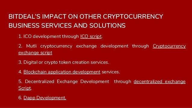 Bitcoin Exchange Script