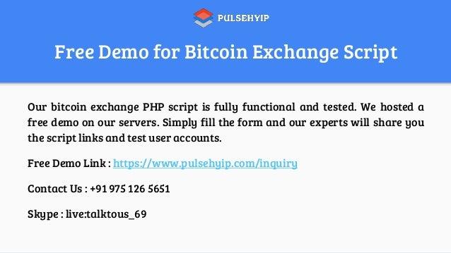Test Bitcoin Script