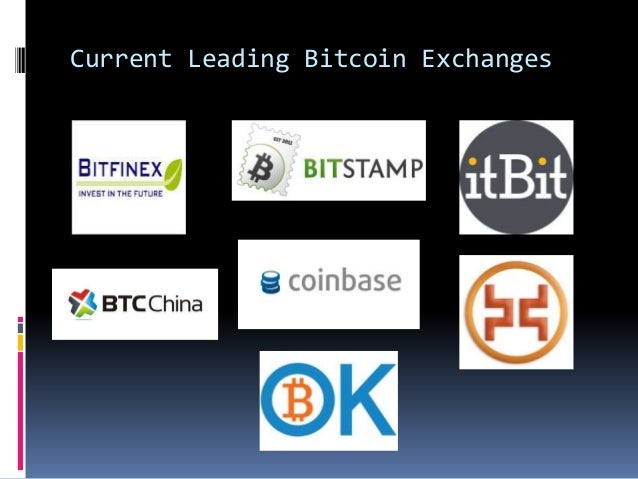Bitcoin Exchange Statistics 12 Current Leading Exchanges