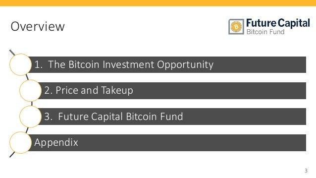 Future Capital Bitcoin Fund (FCBF) investor presentation
