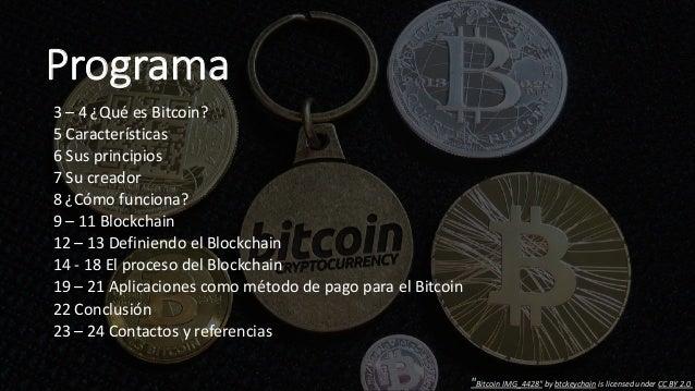 Bitcoin & Blockchain Slide 2