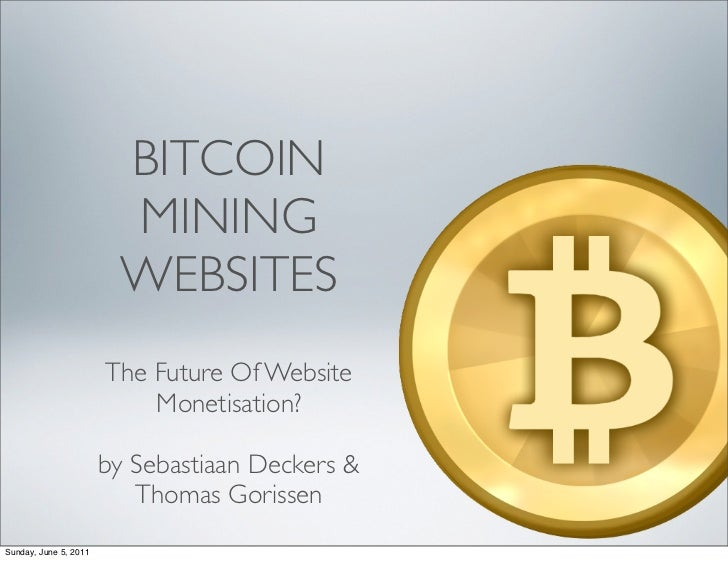 Bitcoin Mining Website