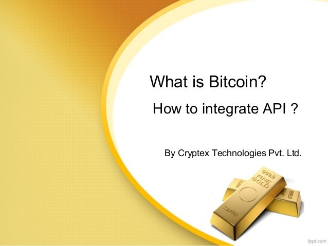 Bitcoin Blockchain Development - Blockchain API Developer - 웹