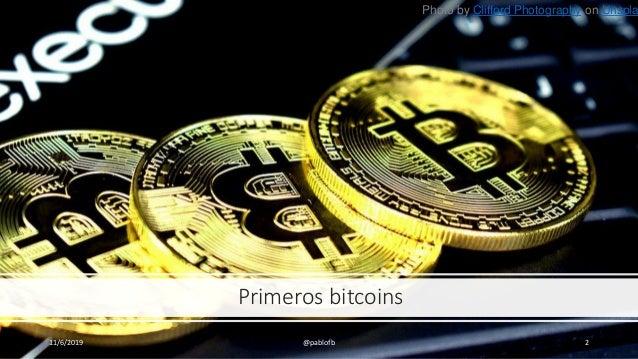 Una historia real sobre Bitcoin - TECOM 2019 Slide 2