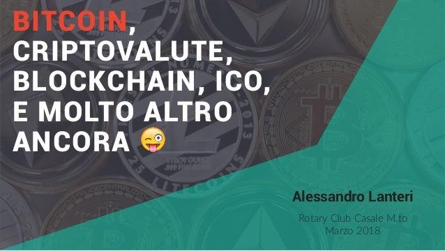 investire in ico e criptovaluta