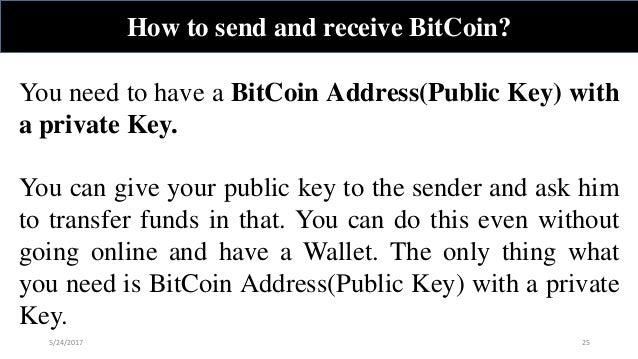 Bitcoin address public key private key / Bitcoin cash history price