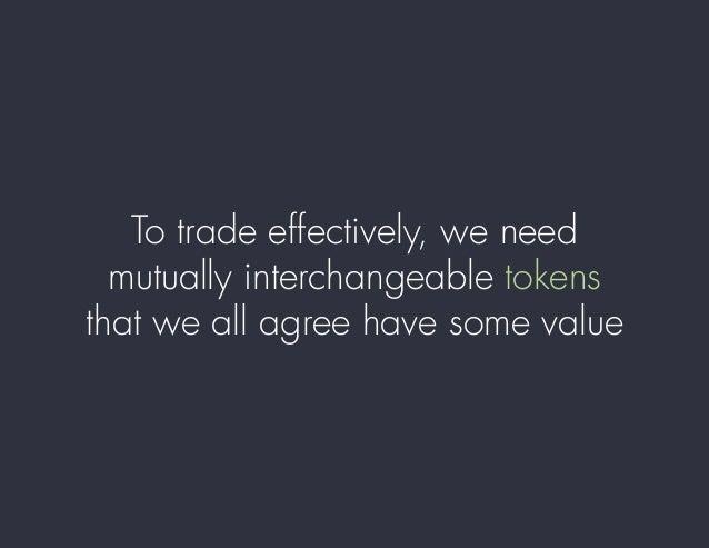 Effectively trade bitcoin