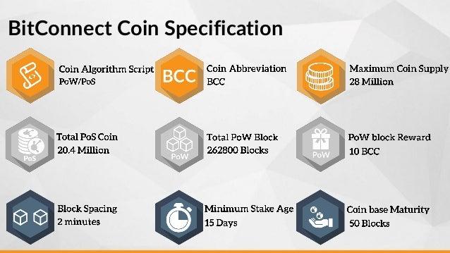 BitConnect Coin description