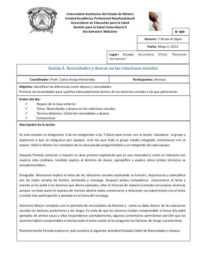 Universidad Autónoma del Estado de MéxicoUnidad Académica Profesional NezahualcóyotlLicenciatura en Educación para la Salu...