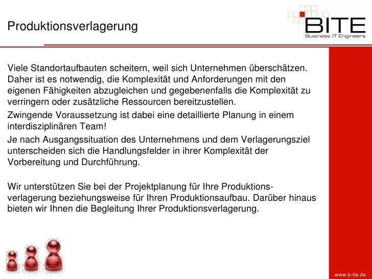 Produktionsverlagerung   Viele Standortaufbauten scheitern, weil sich Unternehmen überschätzen. Daher ist es notwendig, di...