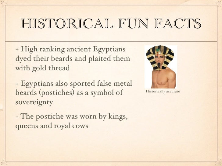 HISTORICAL FUN FACTS+ High ranking
