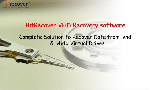 vhd recovery crack