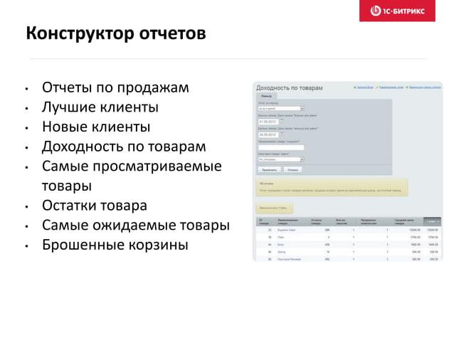 Мобильное приложение для администрирования интернет-магазина • Бесплатно • работает с любым магазином на «1С-Битрикс: Упра...