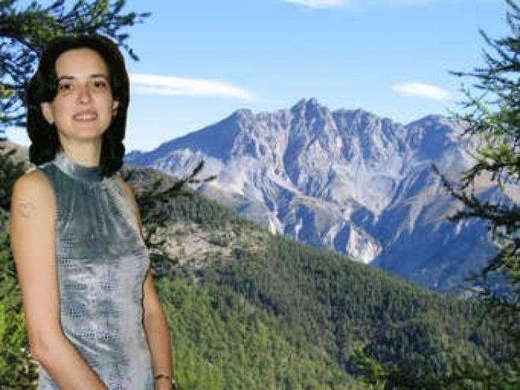 Raissa in the  Alps Photo by Jim Ripall