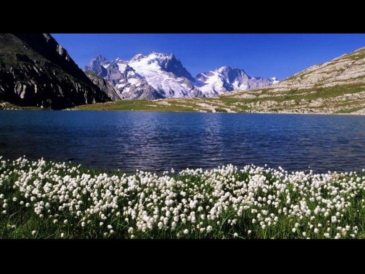 Lake Goleon in Oisans Massif and La Meije, Hautes-Alpes, France