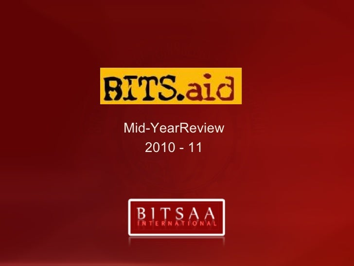 Mid-YearReview    2010 - 11