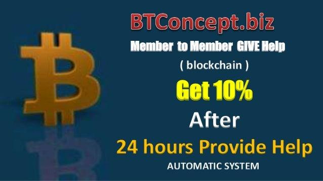 BTCONCEPT.BIZ MAKE MONEY WITH BITCOIN   Slide 2