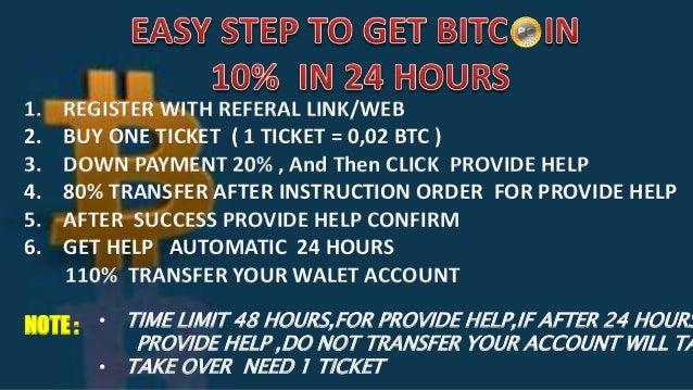 BTCONCEPT.BIZ MAKE MONEY WITH BITCOIN   Slide 3