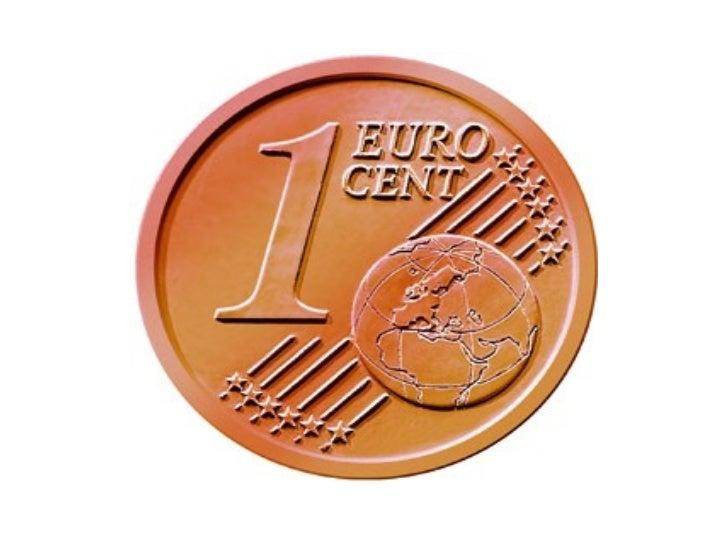 Bits De Inteligencia Monedas y Billetes En Euros Slide 2