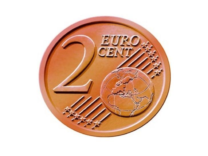 Bits De Inteligencia Monedas y Billetes En Euros Slide 3