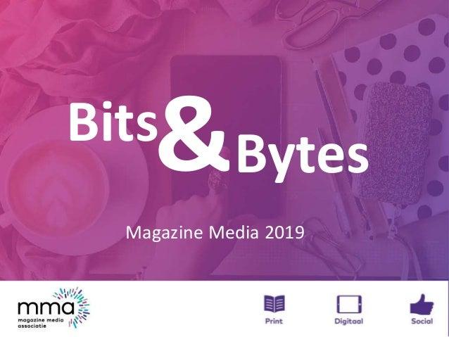 & Magazine Media 2019 Bits Bytes