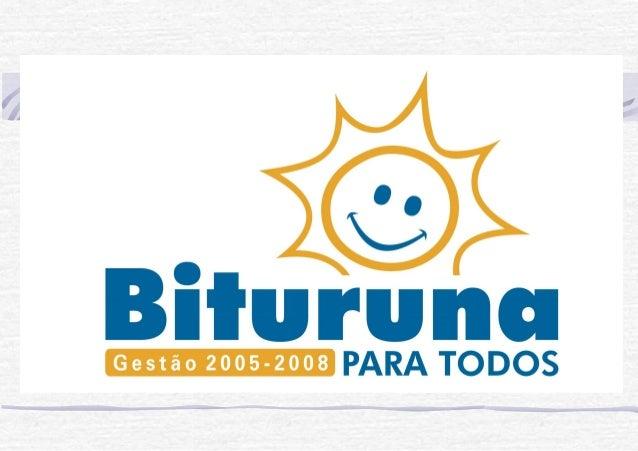 GERENCIAMENTO INTEGRADO DE RESÍDUOS SÓLIDOS URBANOS Município de Bituruna – PR Convênio: Universidade Federal de Viçosa Au...