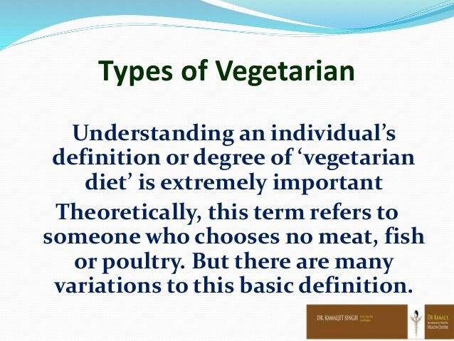 Biva presentation vegetarianism holistic health care on 18