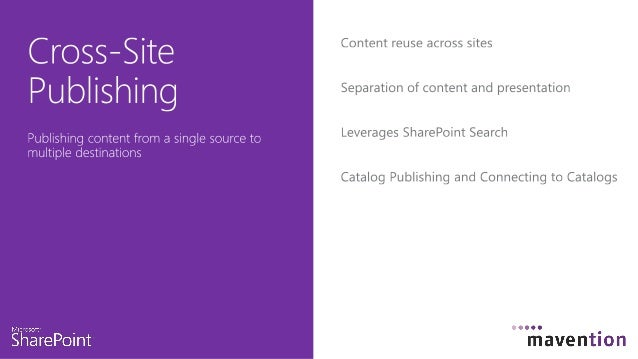 BIWUG - What's new in SharePoint 2013 for public-facing websites