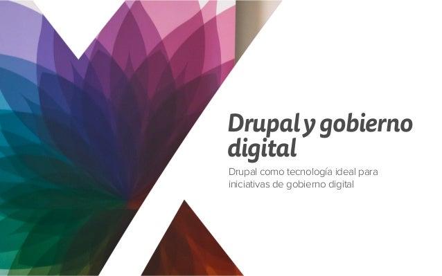 Centers for Disease Control and PreventionDrupalygobierno digital Drupal como tecnología ideal para iniciativas de gobiern...