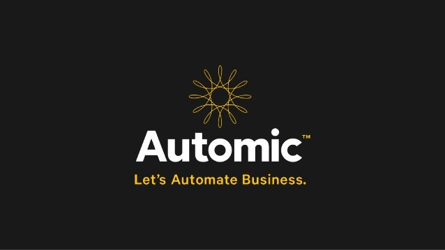 Empowering Business through Automation with CONTINUOUS SERVICE AUTOMIC Service Orchestration Ralf Paschen, Sr. Director ww...