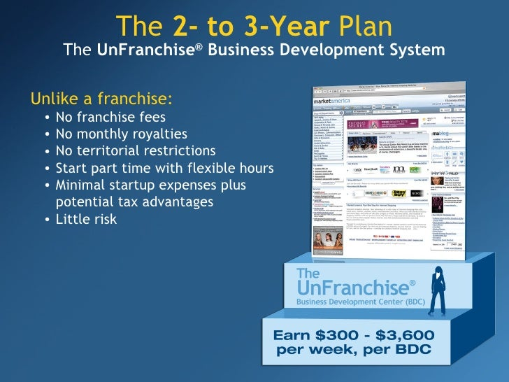 3 year business plan