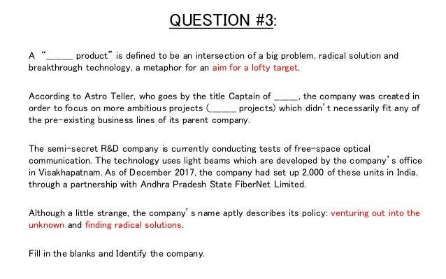 Biz Tech Quiz Slide 3