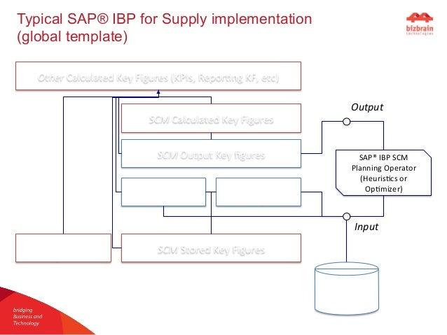 bizbrain ibp presentation at sap insider 2016, Presentation templates