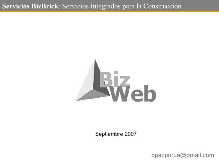 Septiembre 2007 [email_address]