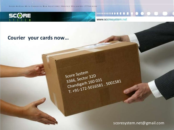 how to make your business card