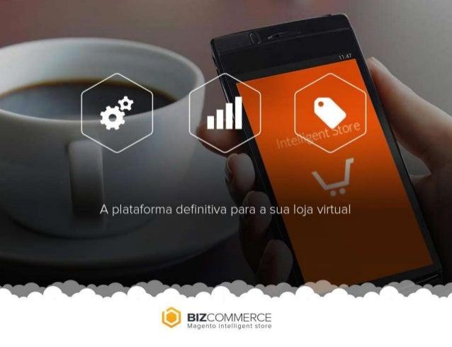 BizCommerce - Plataforma para loja Virtual