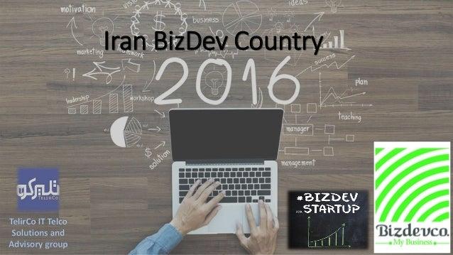 Iran BizDev Country