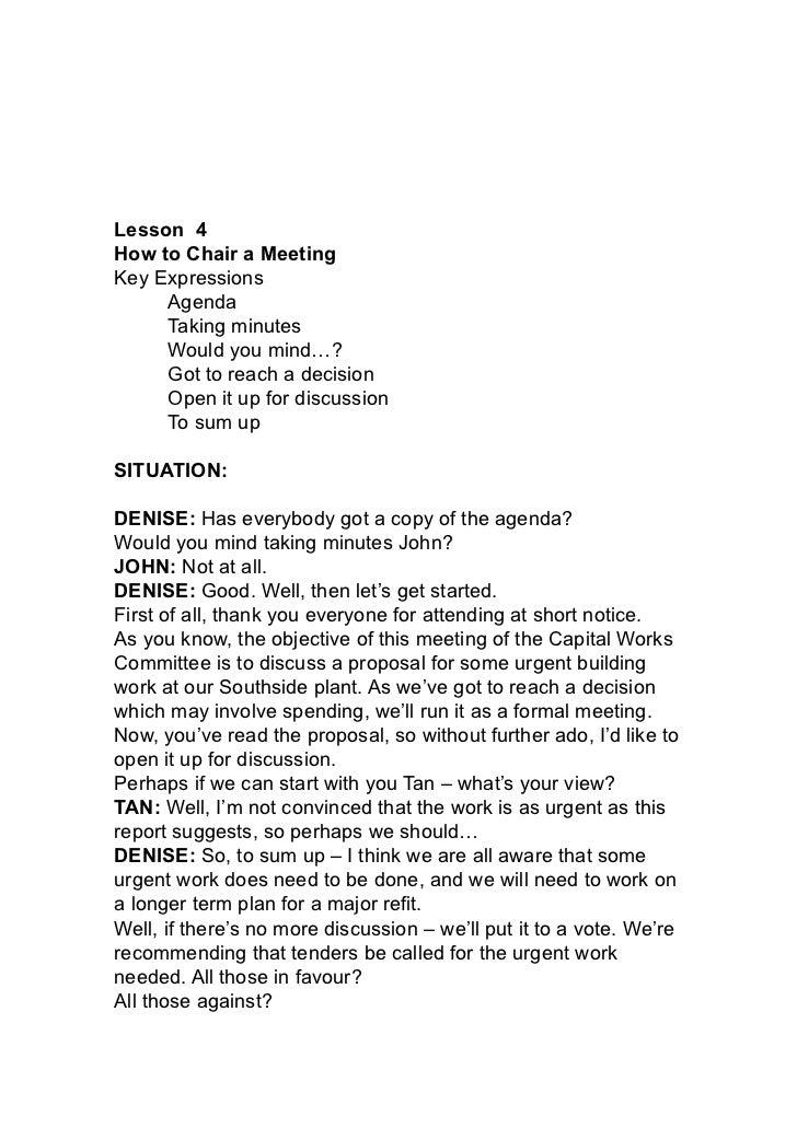 biz english  3 business settings  meetings  daily