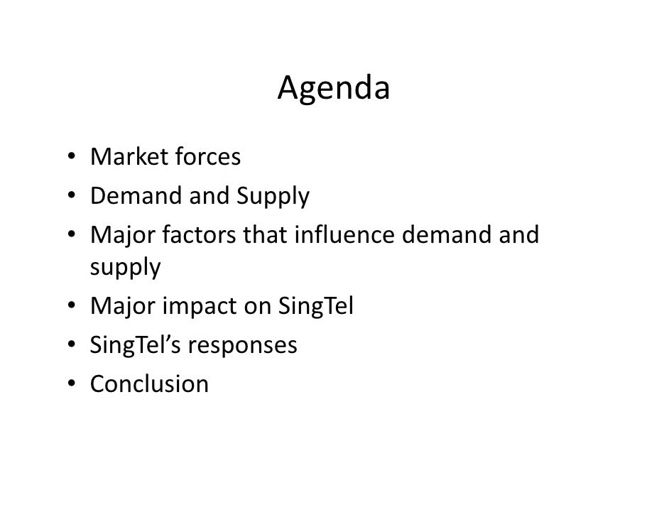 examples to illustrate the relationship between market forces and organisational responses Government organizations' responses to events these examples illustrate that explaining this relationship requires an understanding that.