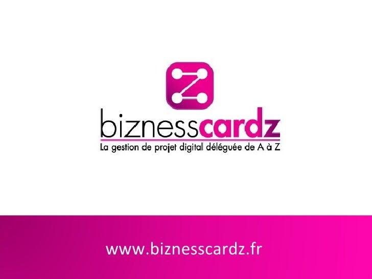 www.biznesscardz.fr