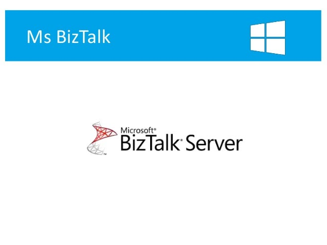 Ms BizTalk