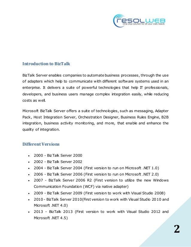 Pdf 2006 biztalk professional server