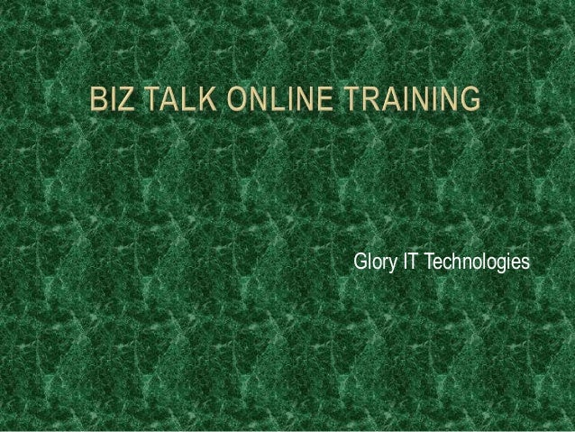 Glory IT Technologies