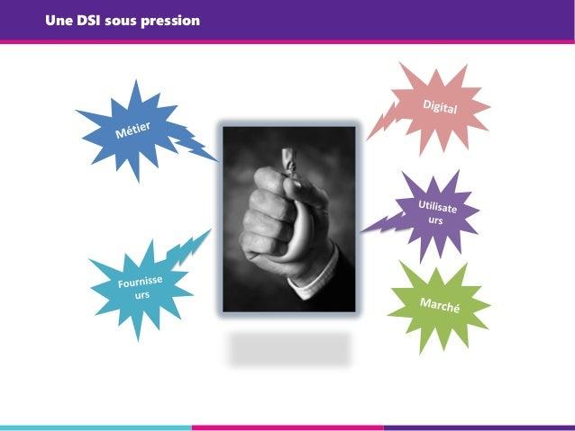Une DSI sous pression