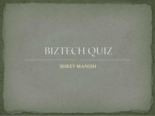 SHREY MANISH