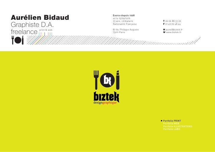 Aurélien Bidaud      Exerce depuis 1998                      né le 15/09/1976                      33 ans, célibataire    ...