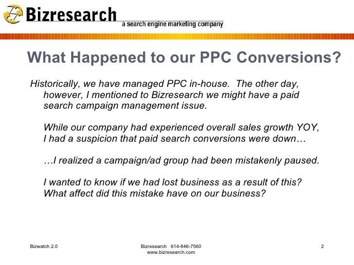 Bizwatch Search Analytics Launches 2011 Online Marketing ...