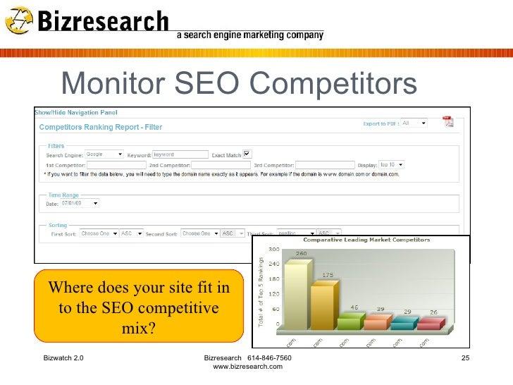 bizresearch.com : Bizwatch Search Analytics