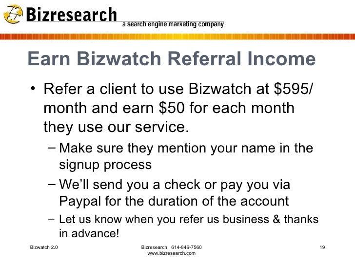 Bizwatch (SMI Analytics, Inc) - Google+