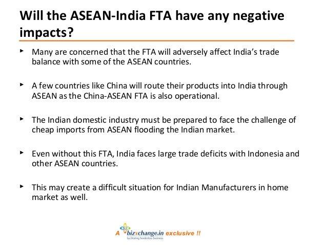 Asean fta a bizxchange exclusive growth challenges 63 exclusive a will the asean india fta platinumwayz
